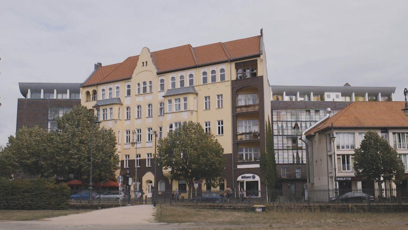 Wohnbebauung am Luisenplatz