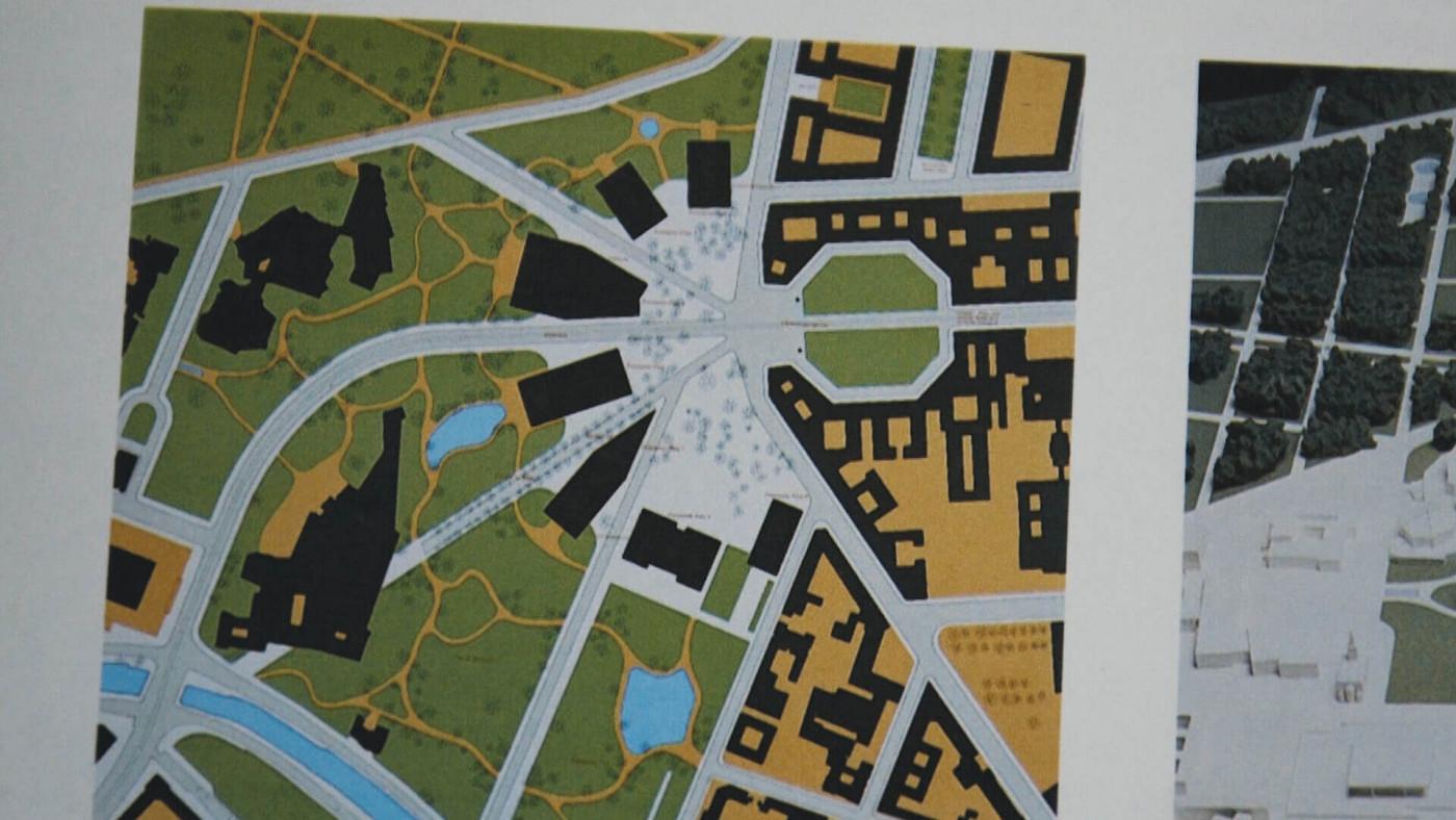 Städtebaulicher Wettbewerb Leipziger und Potsdamer Platz