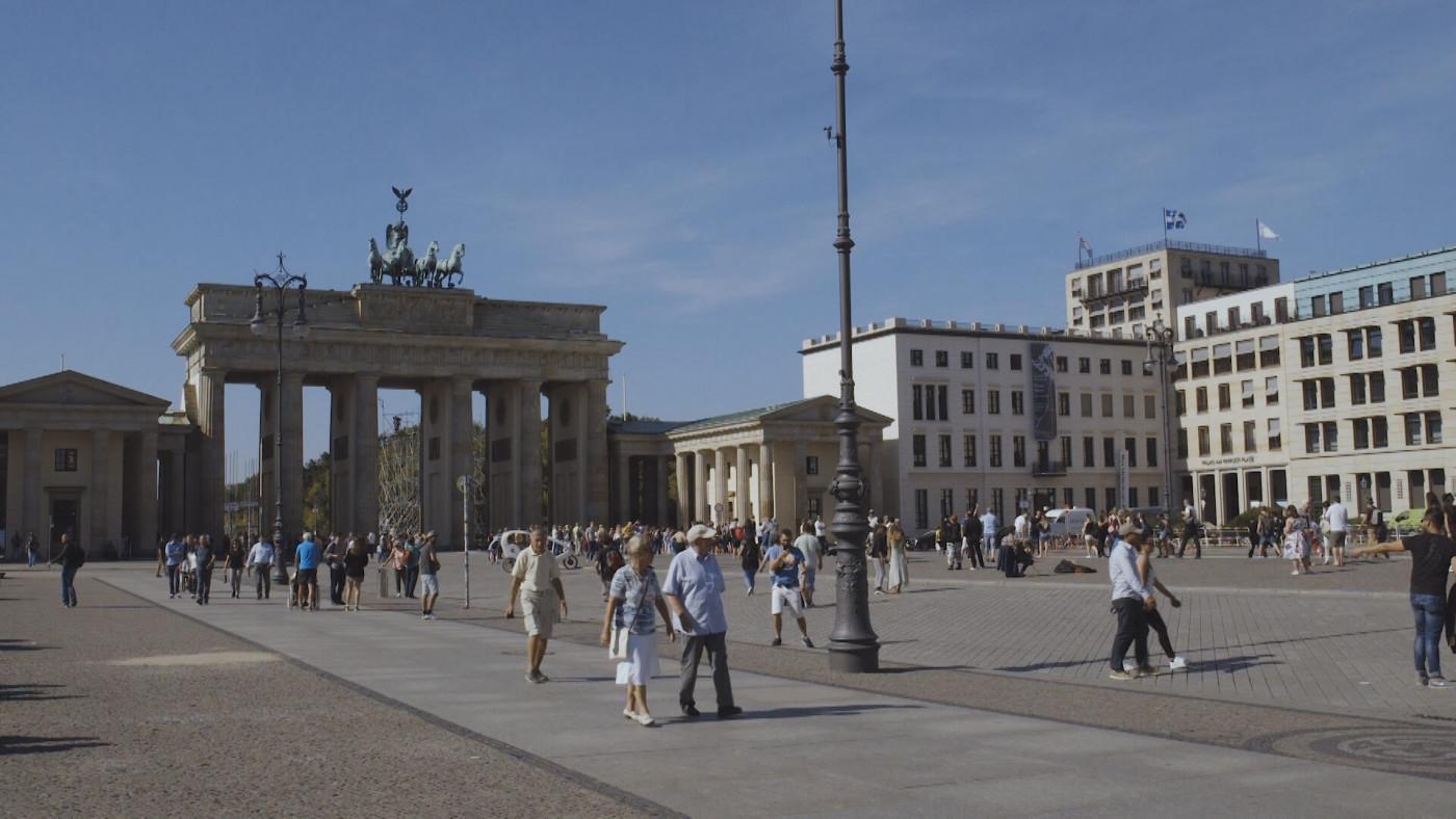 Rekonstruktion Pariser Platz