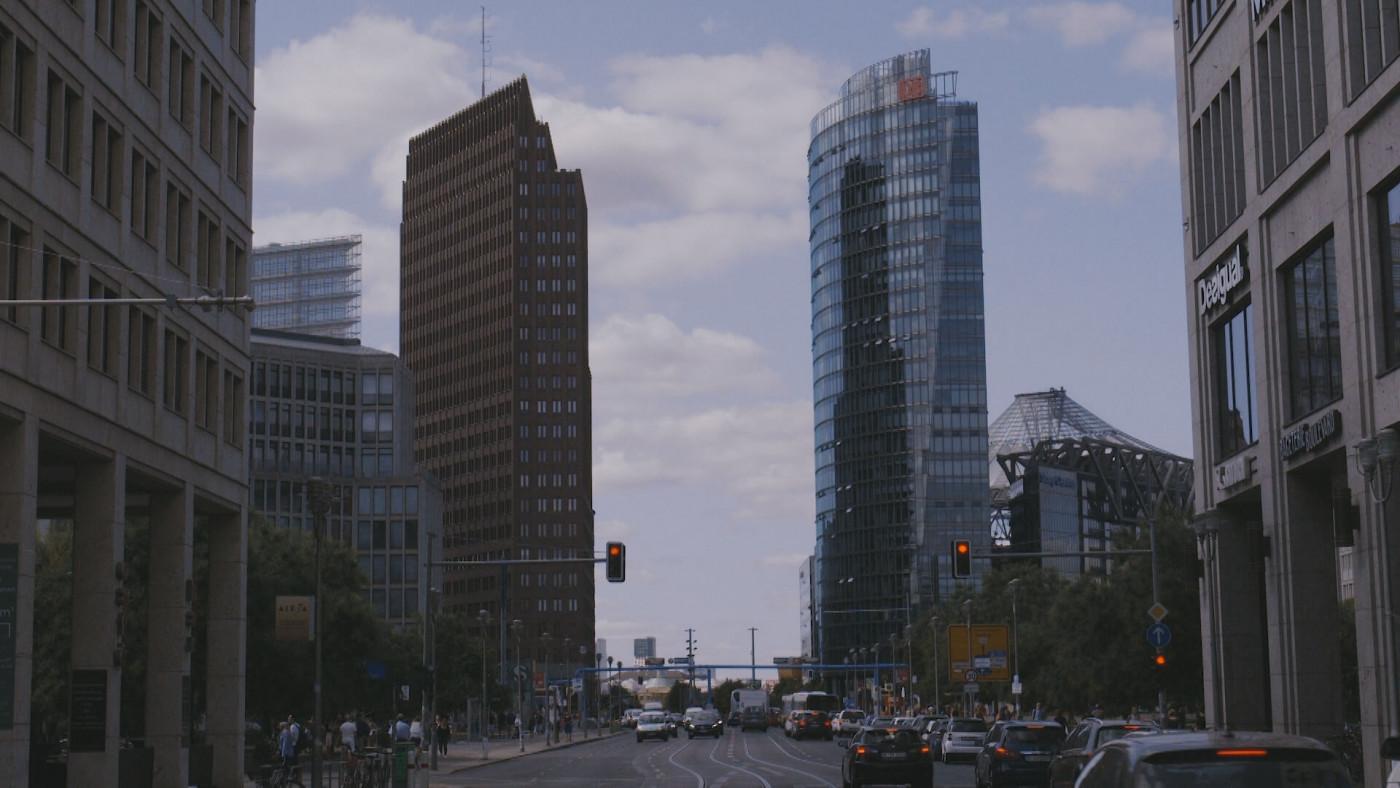 Leipziger- und Potsdamerplatz