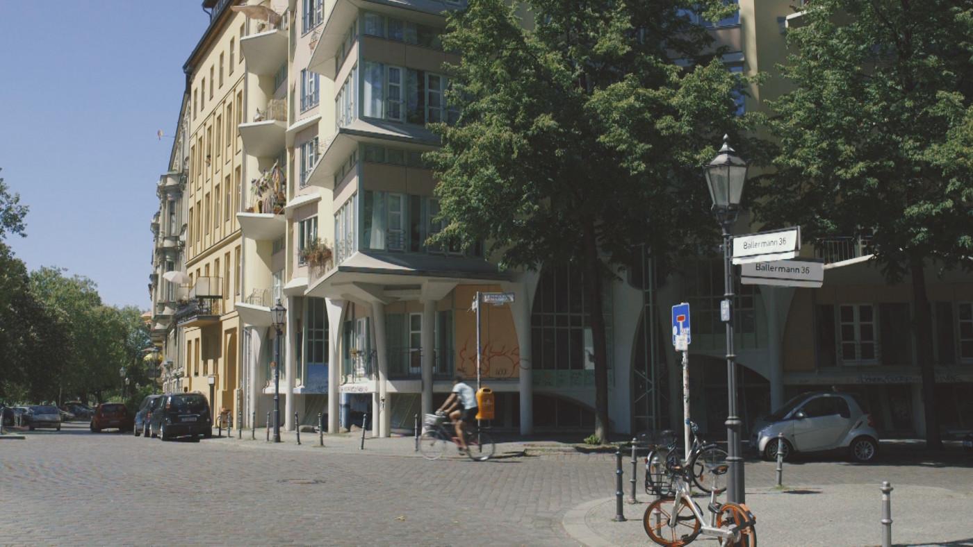 IBA-Block 70 Fränkelufer