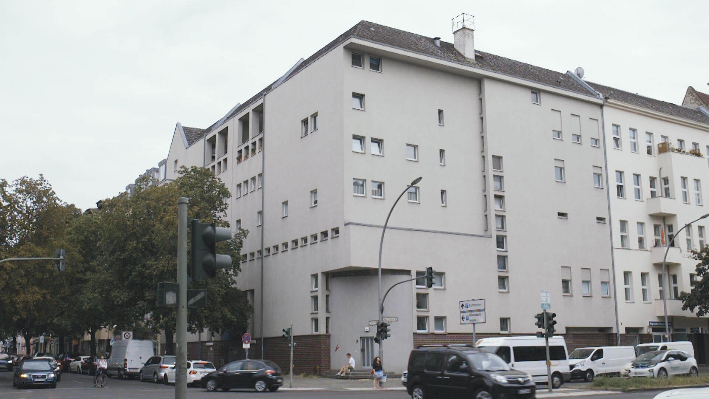 Wohnhaus, Charlottenburg