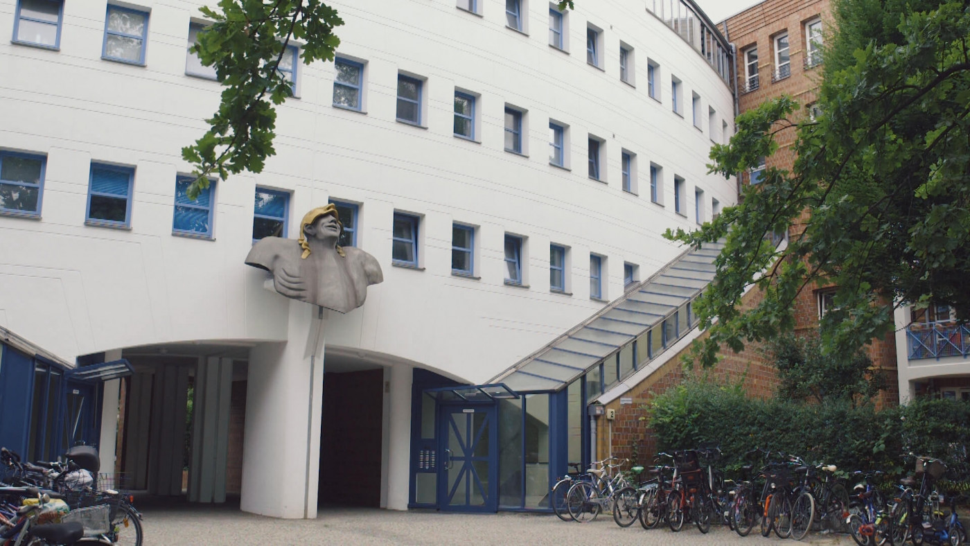 Torhaus, Stülerstraße