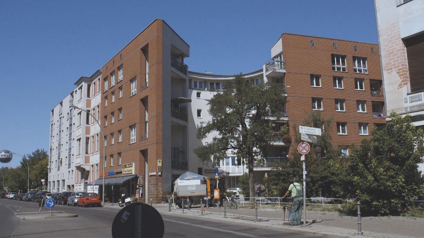 Rundhofhaus Block 20