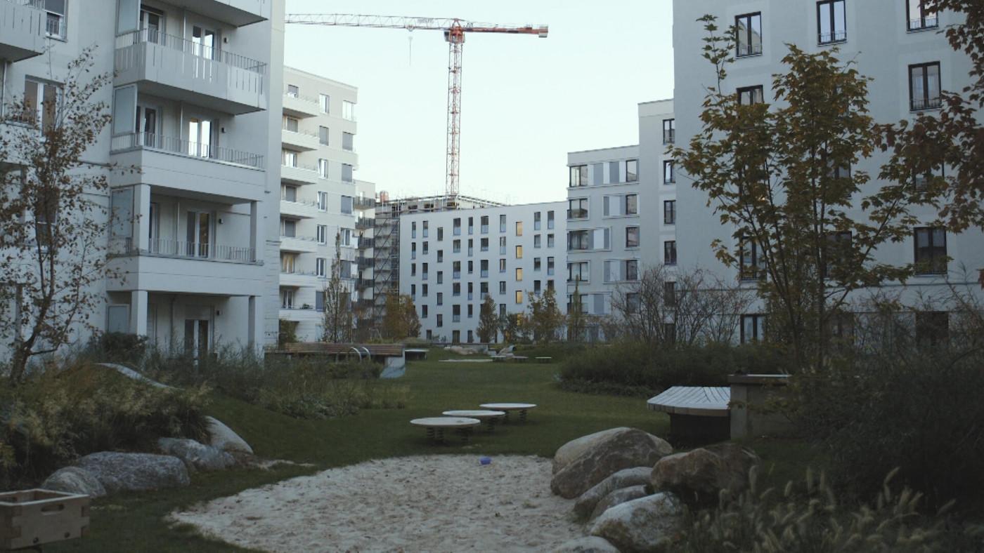 Quartier Lehrter Straße
