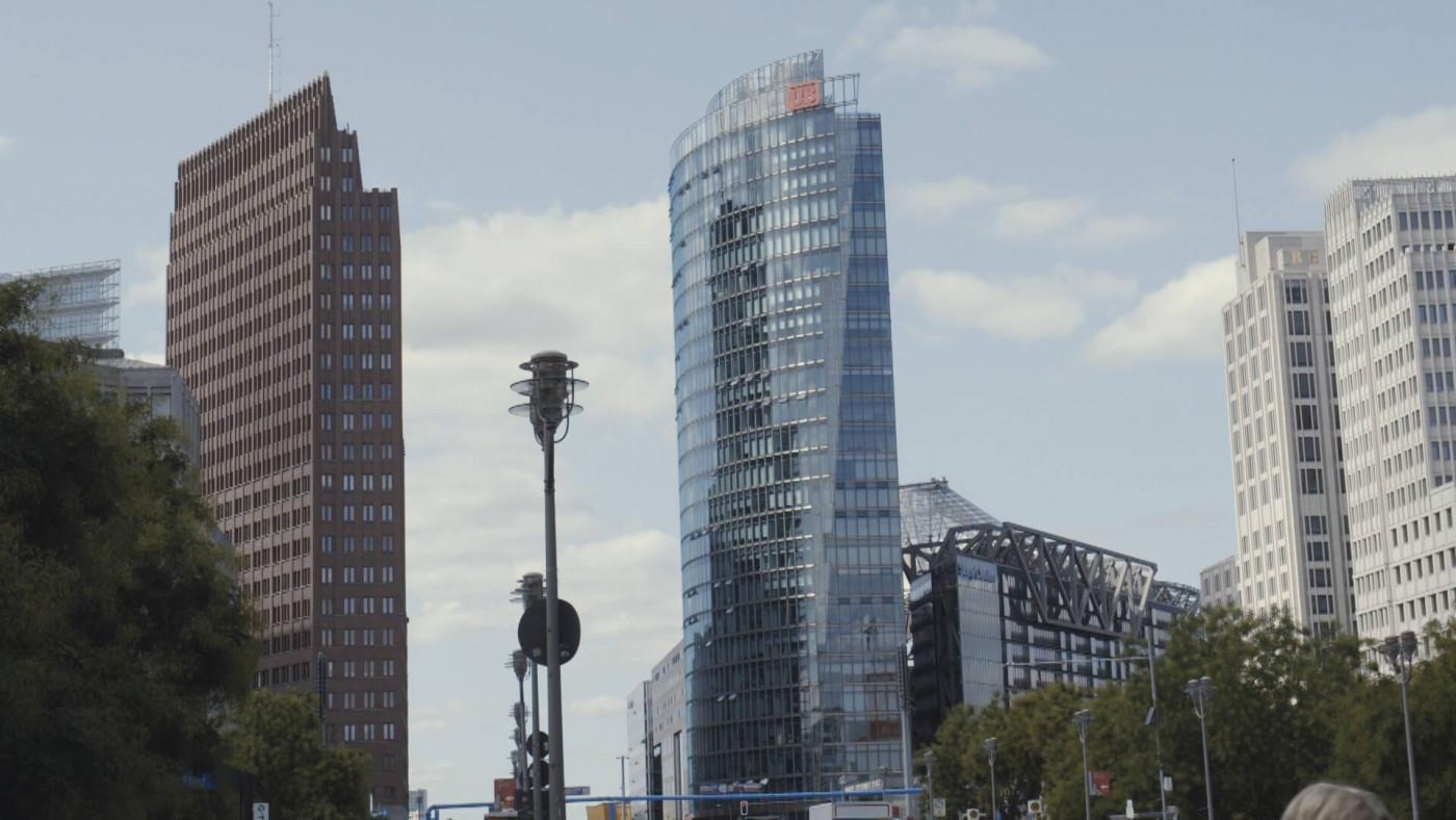 Rekonstruktion Potsdamer Platz