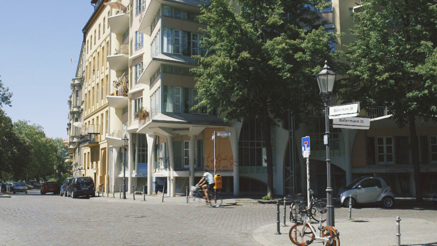 Behutsame Stadterneuerung