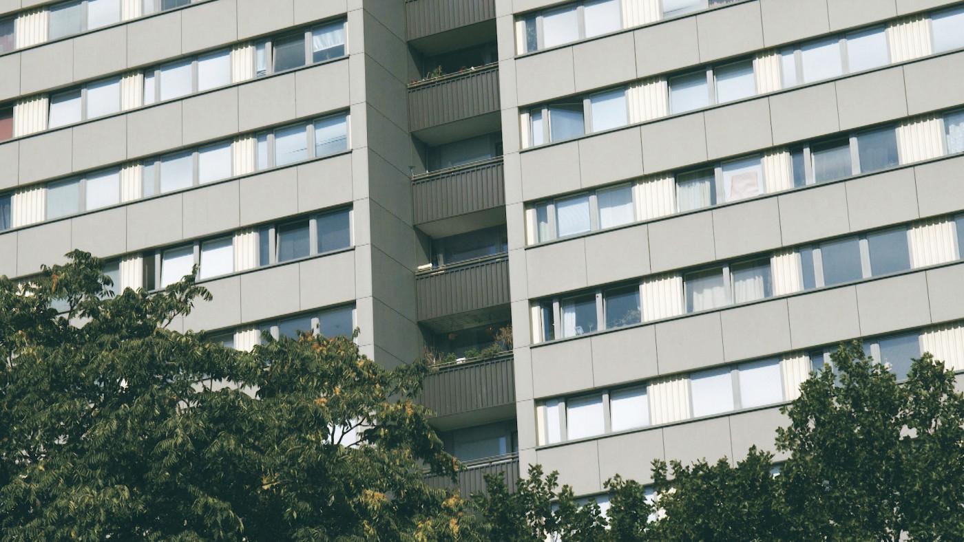 Die Wohnungsfrage